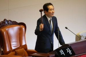朴대통령 탄핵안 찬성 234표로 국회 가결(속보)