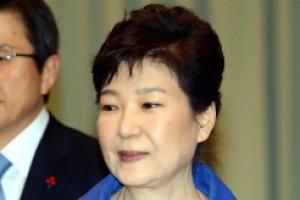 박근혜 탄핵 가결…朴대통령, 국무위원들과 악수하며 '눈물'