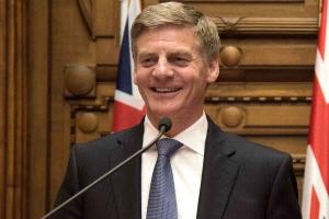 뉴질랜드 새 총리 '빌 잉글리시' 재무장관은