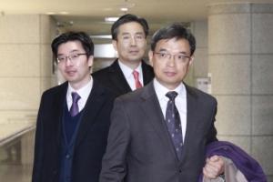 [서울포토]박 대통령, 헌재에 답변서 제출