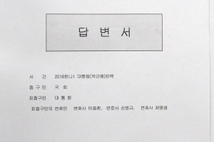 """[탄핵 정국] """"최순실은 朴대통령의 '키친 캐비닛'… 국정 개입 1% 미만"""""""