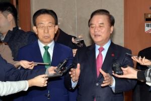 혁신과 통합 보수연합 해체…친박계 모임 해산, 김무성·유승민 겨냥