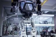 한국 기업이 만든 차세대 탑승형 로봇 '메소드-1'