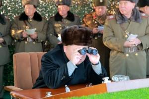 김정은, 연일 軍행보… 방사포·야간습격훈련 참관