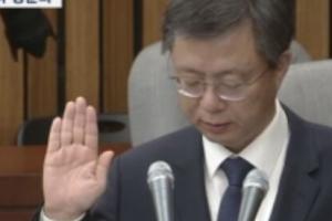 [5차 청문회] 우병우, 증인 대표로 국회 선서…왜 하필?