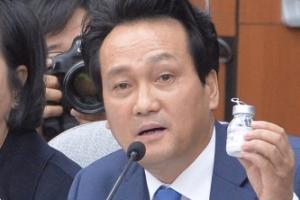 """朴대통령에 '나쁜 사람'으로 지목된 안민석 """"가소로워"""" 응수"""