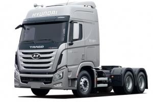 현대차 엑시언트… 中 '올해의 트럭'