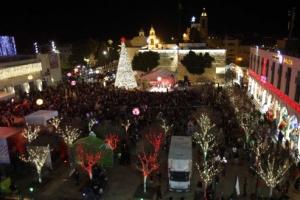 IS서 벗어난 모술 3년 만에 성탄 미사… 예수 탄생 베들레헴서도 축하 행사