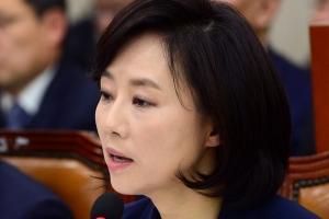 """김성태 """"조윤선 오늘 낮 2시 청문회 출석 의사 밝혀"""""""