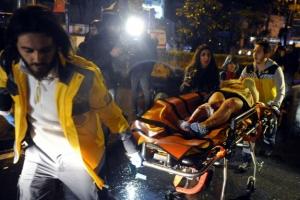터키 클럽서 '산타복장' 괴한 총격테러…39명 사망·69명 부상