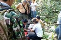 태국 국립공원서 셀카 찍던 여성 악어 공격당해