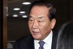 """'친박 핵심' 서청원, 인명진 인적 청산에 발끈…""""인명진 당 떠나라"""""""