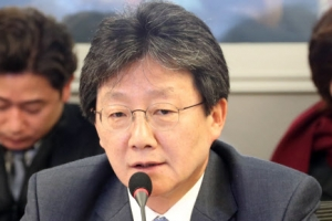 """바른정당 유승민 의원 """"반기문, 국내 문제 개혁하기에는 역부족한 인물"""""""
