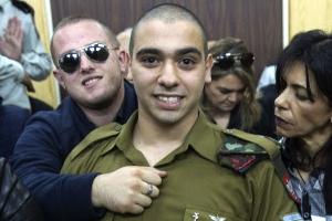 """'총상 입은 팔레스타인 부상자 조준 사살' 이스라엘 군인…""""증오의 과잉 대응"""" vs…"""