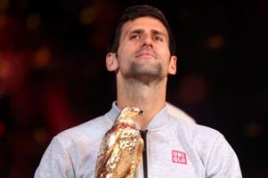 테니스 세계 1위보다 한 발 앞선 조코비치