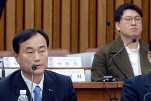 """정동춘 """"노승일, 문건 유출외에도 폭언·폭행 일삼아 해임안 심의"""""""