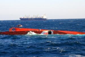 포항 앞바다 어선 충돌·전복…4명 실종·구조자 3명 중 2명 사망
