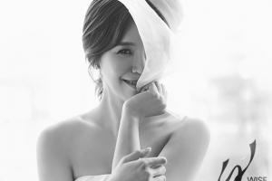 이승현 아나운서, 5살 연상 직장인과 결혼… 러블리한 웨딩화보 공개