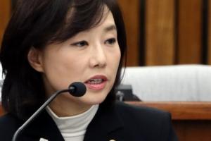 국회 교문위, '블랙리스트' 위증 혐의 조윤선 고발
