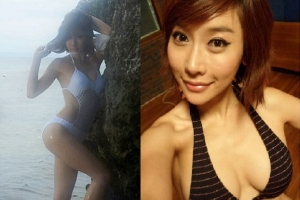곽현화 비키니 몸매, 잘록한 허리 육감 볼륨 화제