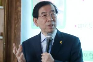 """박원순 """"노무현도 지지율 2%로 시작…국민들은 드라마 원해"""""""
