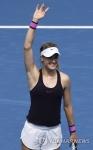 '미녀 테니스 스타' 부샤…