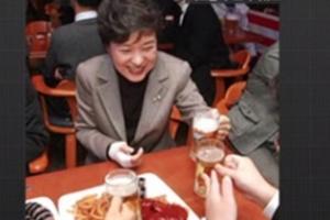장제원이 밝힌 朴대통령의 술버릇…술자리서도 공주님?