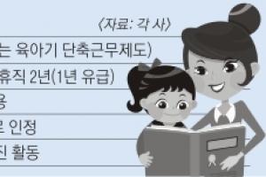 엄마가 못 간 출산휴가, 아빠가 대신 간다…한국도이치銀의 복지 파격