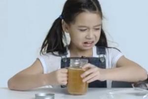 서양의 대표적 건강식 맛본 아이들 반응