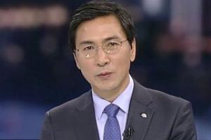 """안희정, SBS 8뉴스 출연…""""문재인 후보님이 페이스메이커 아니냐"""""""