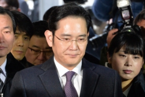 삼성 이재용 부회장 구속영장 기각…특검 수사 급제동