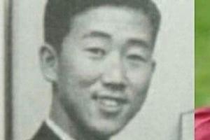 손흥민의 흑백사진? 반기문 전 유엔총장 젊은시절 화제