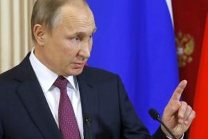 """푸틴 """"트럼프 X파일 보도는 헛소리… 오바마 정부의 음모"""""""