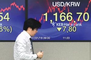 트럼프 한마디에… '벌집 쑤신' 한국외환시장