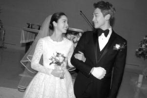 [포토] 비♥김태희 결혼식 사진 공개