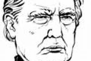 트럼프, 가정폭력 비서진 옹호하다 '뭇매'