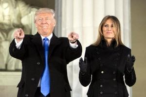 """트럼프 """"그 어느 때보다도 미국을 위대하게 만들 것"""""""