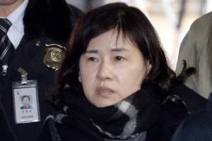 '정유라 성적특혜' 이인성 이대 교수 구속…과제까지 직접 해준 혐의도