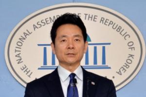 [서울포토]장성민 전 의원 대선 출마 공식 선언