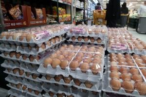 대형마트 3사, 모든 매장서 계란 판매 중단 조치