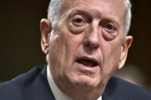 국방부, 미국 국방장관 별명 '미친개' 사용 자제 당부
