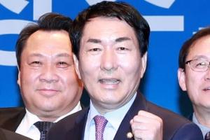 자유한국당 안상수, 21일 대선 출마 공식 선언