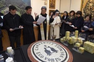 서울 명동에 까말돌리 수도회 '전통 약방' 떴다