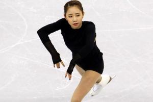 '은반 위의 요정' 김다빈