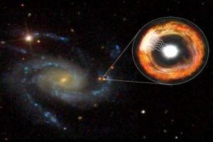 초신성 폭발 3시간 만에 관측…'최단기록'