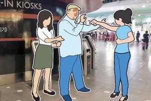 """이틀 만에 공항 나타났다 검거… 경찰 """"CCTV 속 여성 맞다"""""""