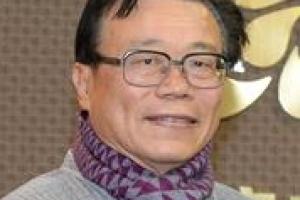 인삼엑스포 조직위원장 이동필씨