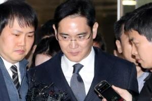 """이재용 구속…바른정당 """"朴대통령도 특검 대면조사 임해야"""""""