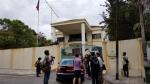 말레이 北대사관 '노이로…