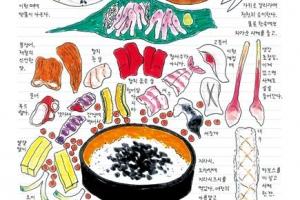 [그 책속 이미지] 그날의 저녁식사, 그날의 생각